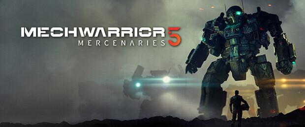 MechWarrior 5: Mercenaries en vente dès le 27 mai à 19h