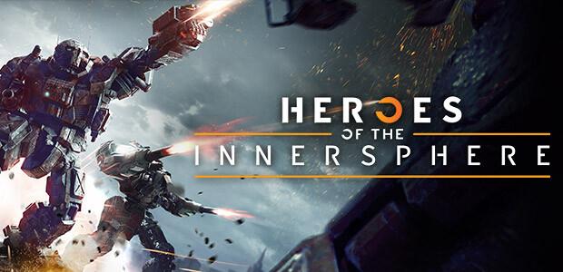 MechWarrior 5: Mercenaries - Heroes of the Inner Sphere - Cover / Packshot