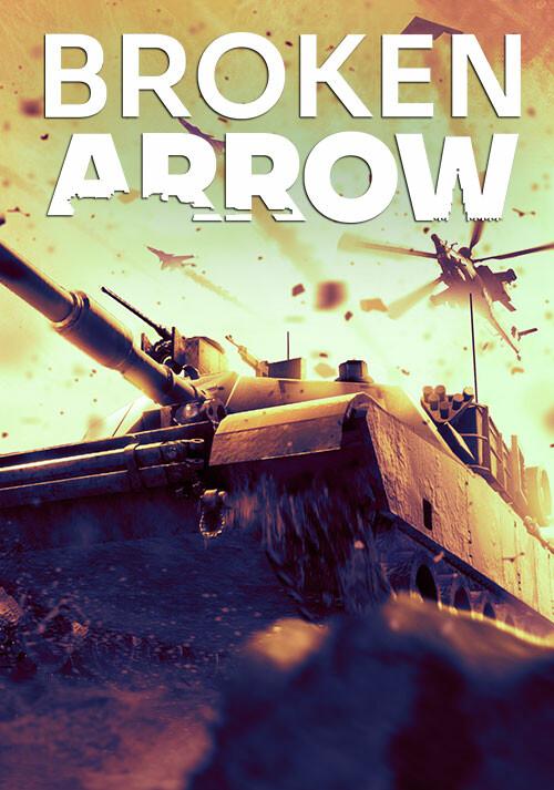Broken Arrow - Cover / Packshot