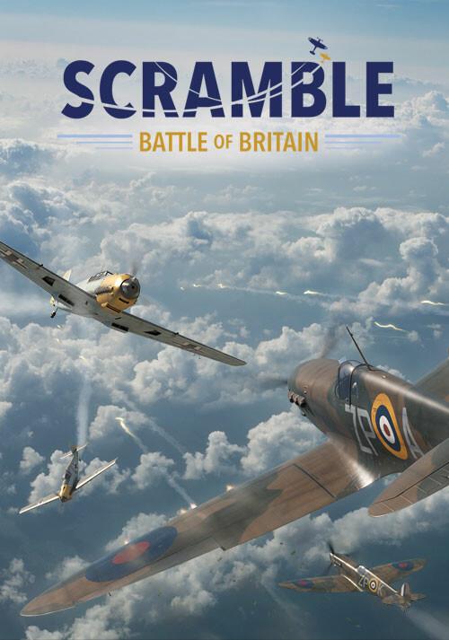 Scramble: Battle of Britain - Cover / Packshot