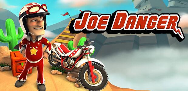 Joe Danger - Cover / Packshot