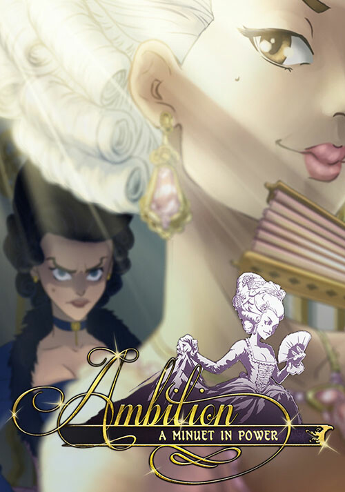Ambition: A Minuet in Power - Cover / Packshot
