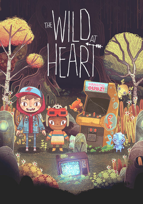 The Wild at Heart - Cover / Packshot