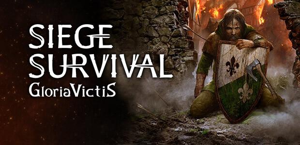Siege Survival: Gloria Victis - Cover / Packshot