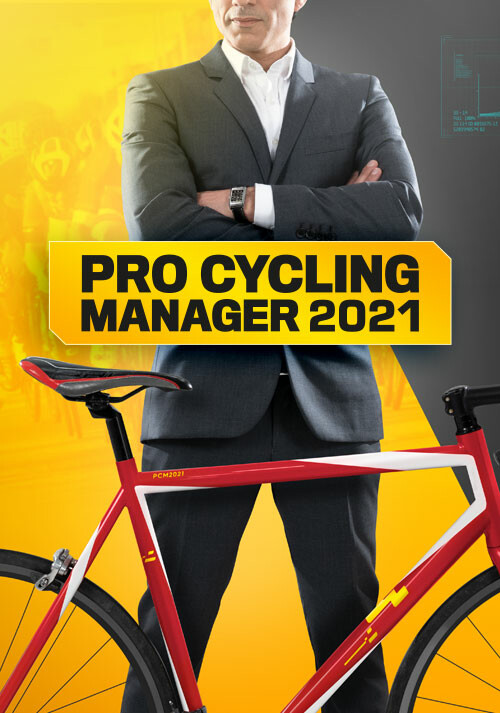 Pro Cycling Manager 2021 - Cover / Packshot