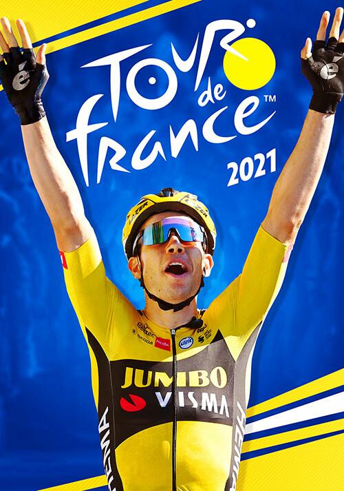 Tour de France 2021 - Cover / Packshot
