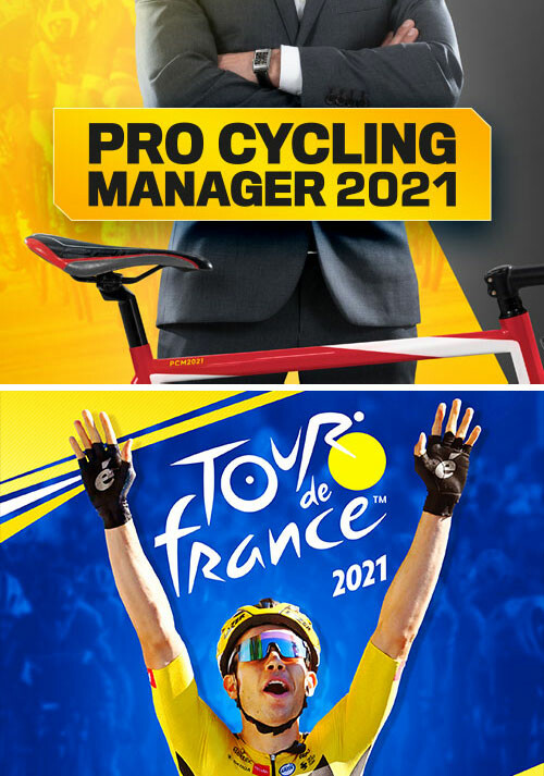 Cycling Bundle 2021 - Cover / Packshot