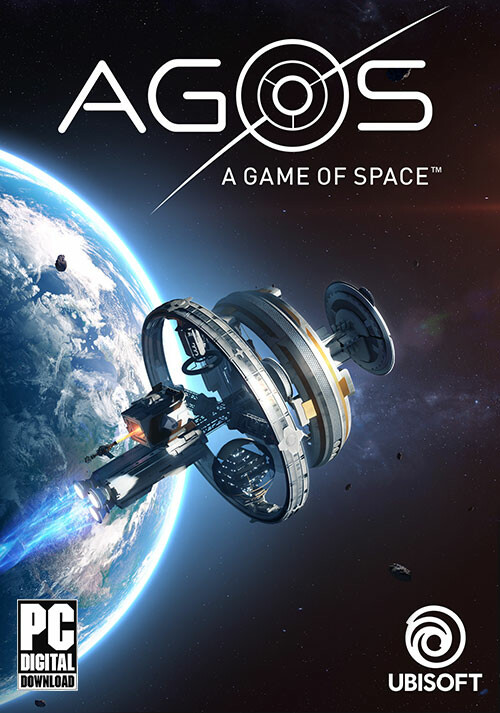 AGOS: A Game Of Space - Cover / Packshot