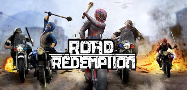 Road Redemption - Cover / Packshot