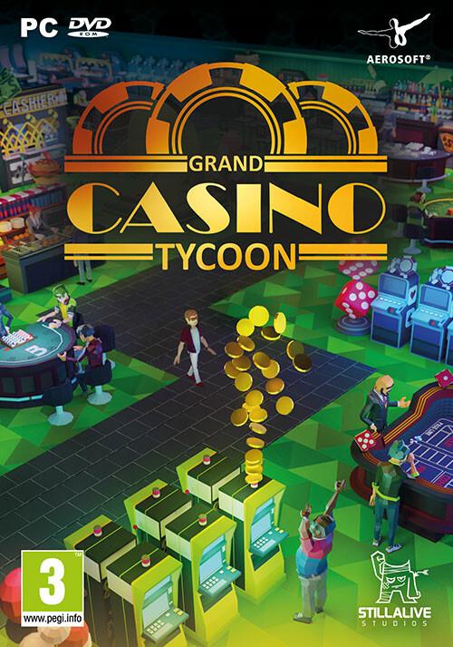 Grand Casino Tycoon - Cover / Packshot