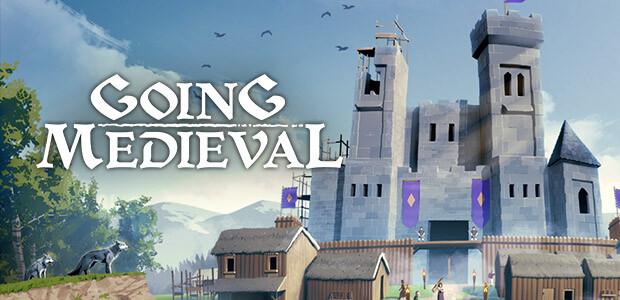 Going Medieval - Cover / Packshot