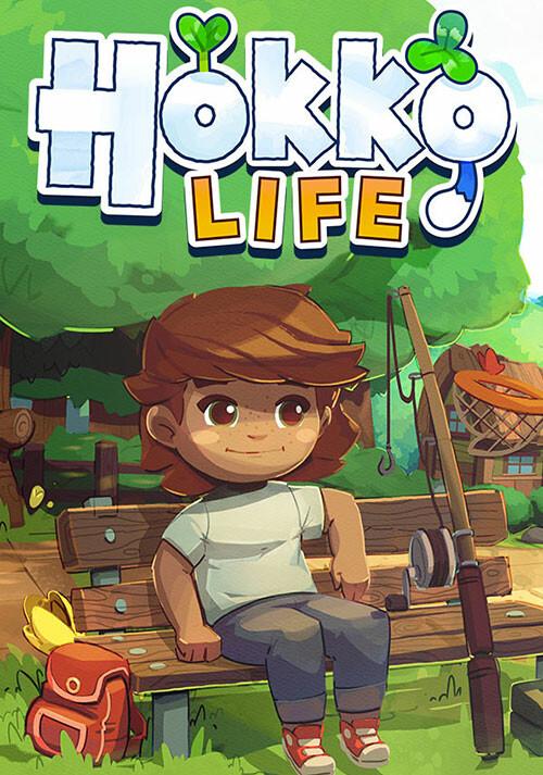 Hokko Life - Cover / Packshot