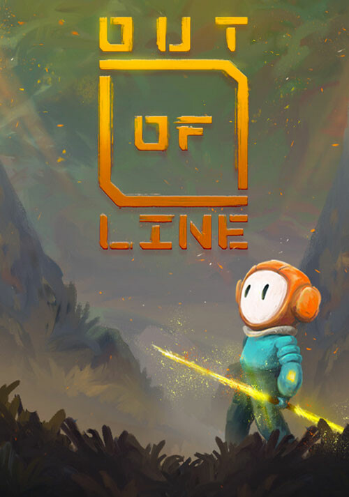 Out of Line - Cover / Packshot