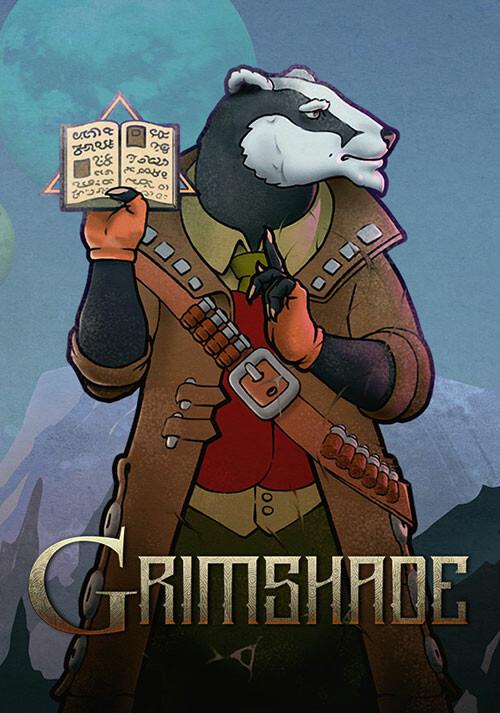 Grimshade - Cover / Packshot