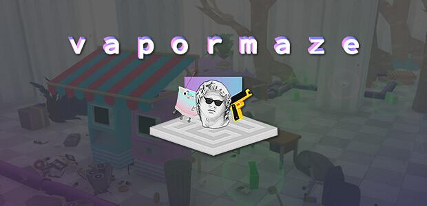 Vapormaze - Cover / Packshot
