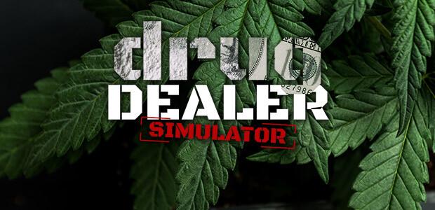 Drug Dealer Simulator - Cover / Packshot