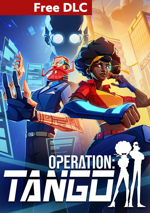 Operation: Tango - Cover / Packshot