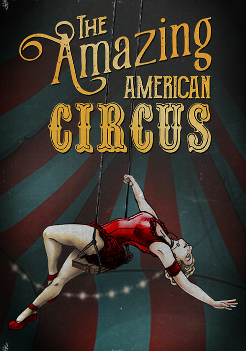 The Amazing American Circus - Cover / Packshot