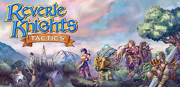 Reverie Knights Tactics - Cover / Packshot