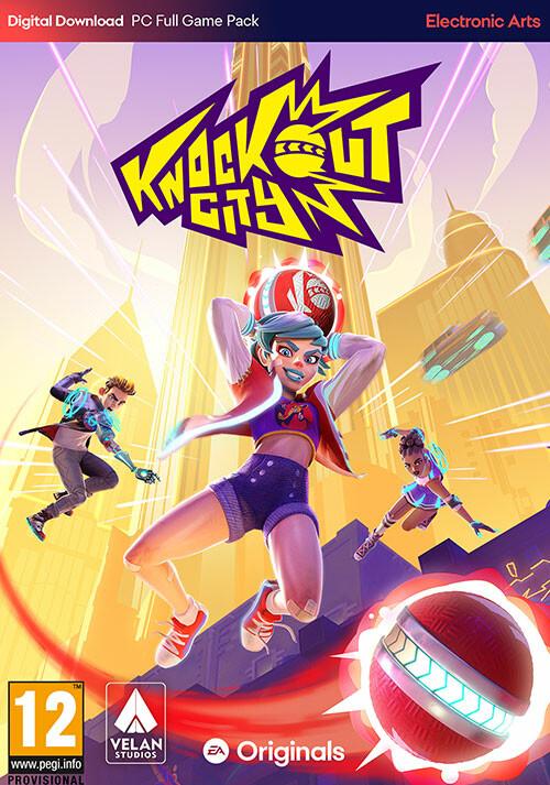 Knockout City™ - Cover / Packshot