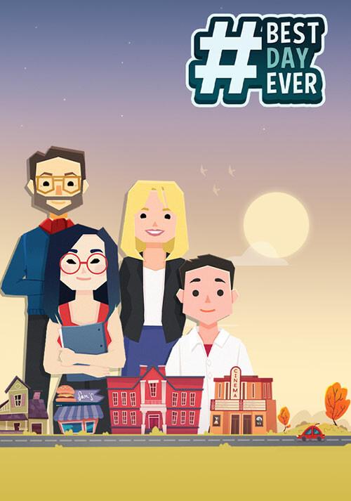 Best Day Ever - Cover / Packshot
