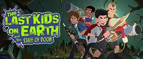 Last Kids on Earth and the Staff of Doom
