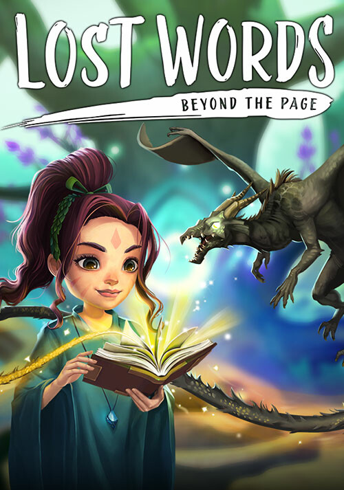 Lost Words: Beyond the Page - Cover / Packshot