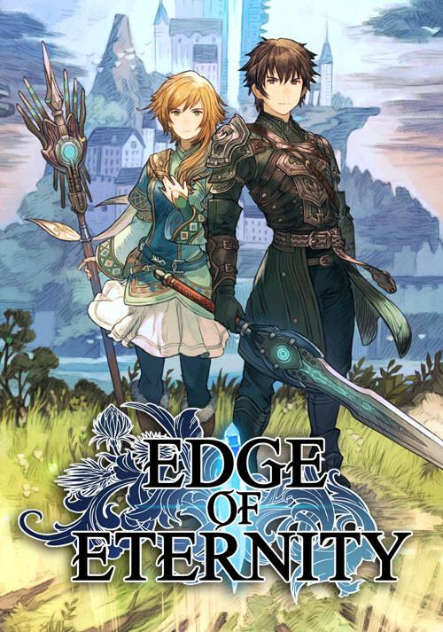 Edge Of Eternity - Cover / Packshot