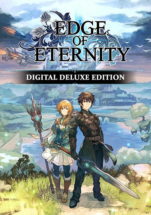 Edge of Eternity - Digital Deluxe Edition - Cover / Packshot