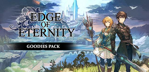 Edge of Eternity - Goodies Pack - Cover / Packshot