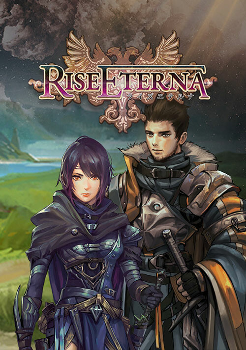 Rise Eterna - Cover / Packshot
