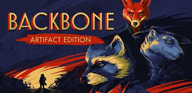 Backbone - The Artifact Edition - Cover / Packshot