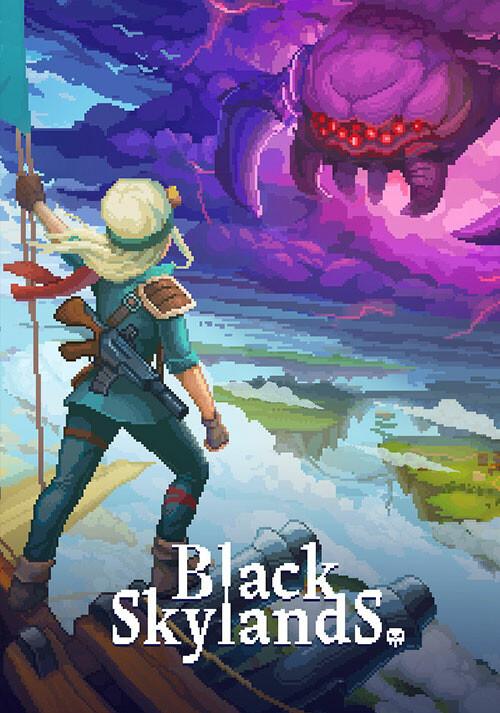 Black Skylands - Cover / Packshot