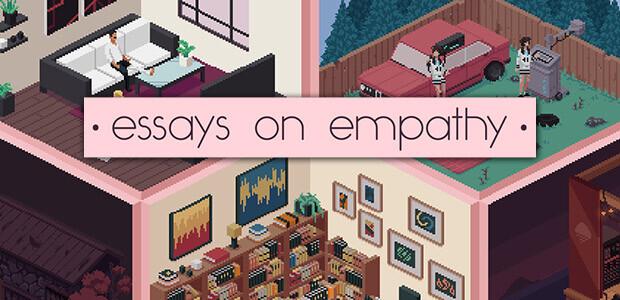 Essays on Empathy - Cover / Packshot