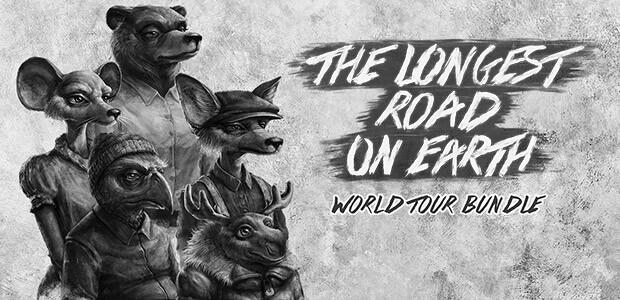 The Longest Road on Earth World Tour Bundle