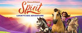 DreamWorks Spirit Lucky's Big Adventure