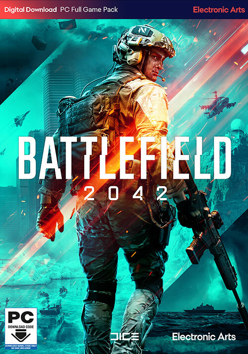 Battlefield 2042 - Cover / Packshot