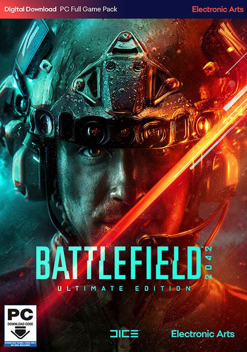Battlefield 2042 Ultimate Edition - Cover / Packshot