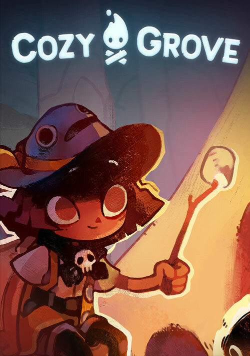 Cozy Grove - Cover / Packshot
