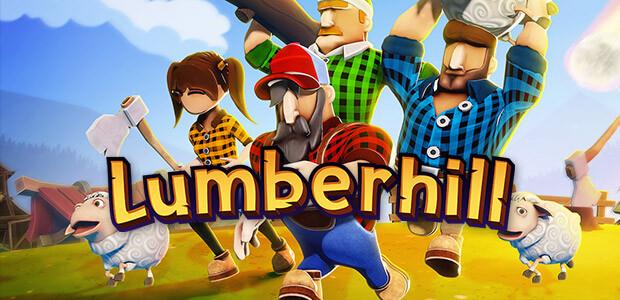 Lumberhill - Cover / Packshot