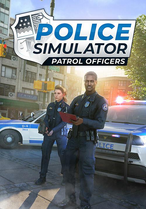 Police Simulator: Patrol Officers - Cover / Packshot
