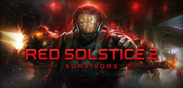 Red Solstice 2: Survivors - Cover / Packshot