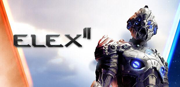 ELEX II - Cover / Packshot
