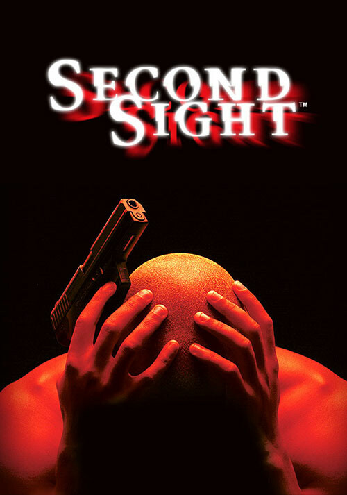Second Sight - Cover / Packshot