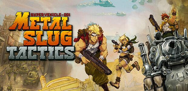Metal Slug Tactics - Cover / Packshot