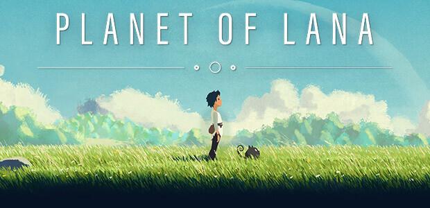 Planet of Lana - Cover / Packshot