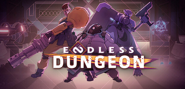 ENDLESS™ Dungeon - Cover / Packshot