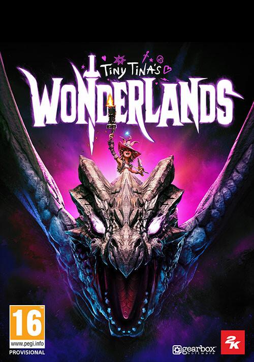Tiny Tina's Wonderlands (Epic) - Cover / Packshot