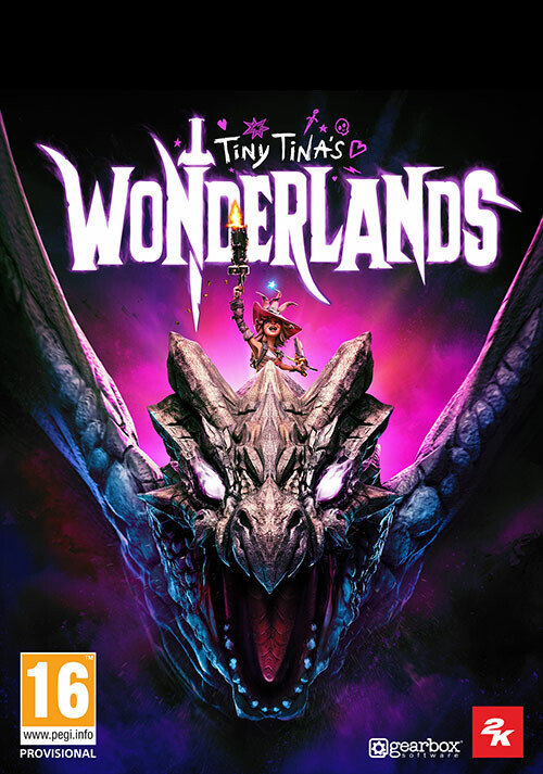 Tiny Tina's Wonderlands - Cover / Packshot