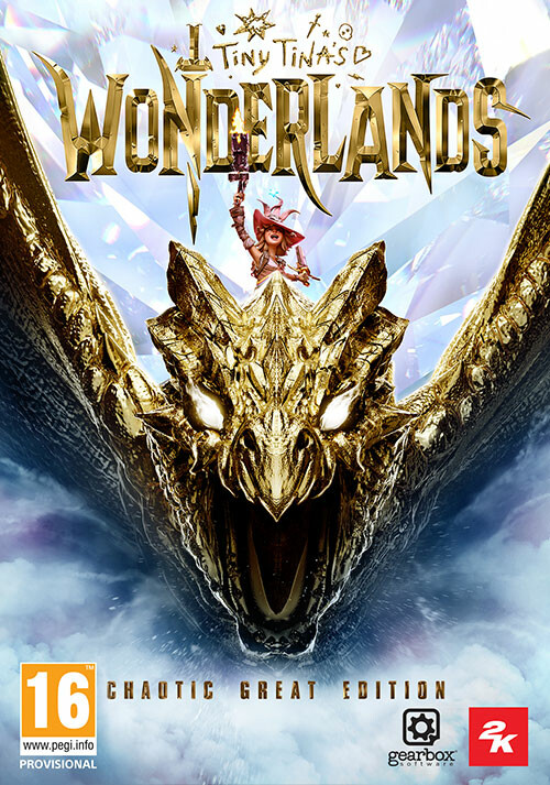 Tiny Tina's Wonderlands: Chaotic Great Edition (Epic) - Cover / Packshot